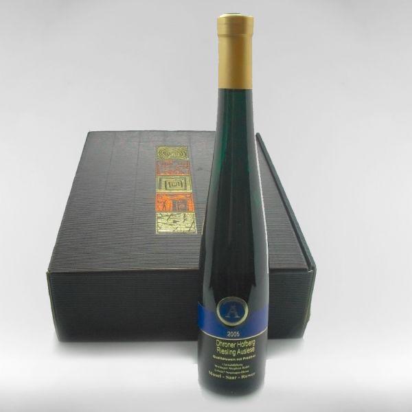 Dhroner Hofberger Riesling Auslese 3er Geschenkbox